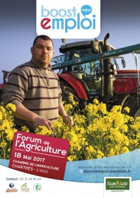 Affiche Agriculture 2017