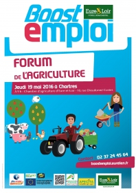 Affiche agriculture 2016