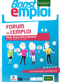 Forum Boostemploi de Bonneval 2015