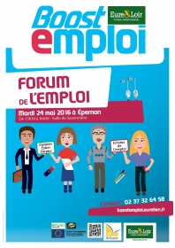 Affiche Epernon 2016