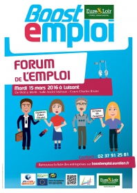 Forum Luisant 2016