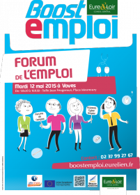 Forum Boostemploi de Voves 2015