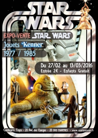 Affiche exposition Kenner
