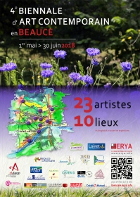 Biennale d'Art Contemporain en Beauce 2018
