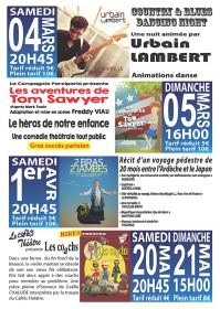 spectacle tom sawyer eure-et-loir