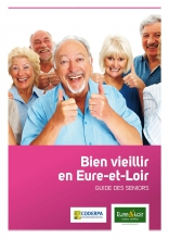 Couverture Guide des seniors