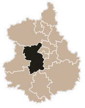 Canton N° 11 - Illiers-Combray
