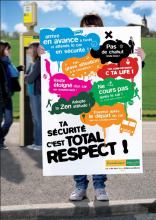 TA SECURITE C'EST TOTAL RESPECT !